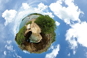 Globe panorama03