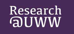 Research@UWW logo