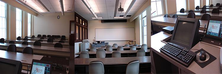 Classroom 850D images