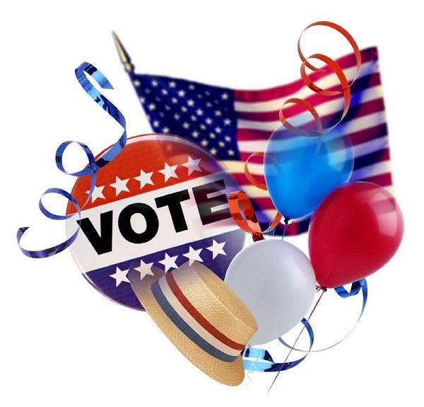 Vote balloons