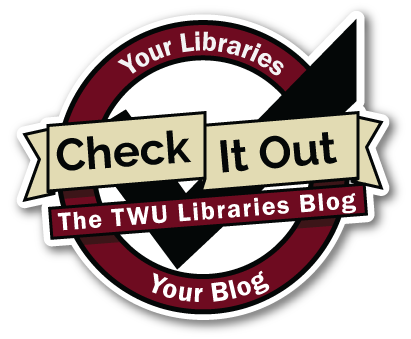 Check it Out - Library Blog
