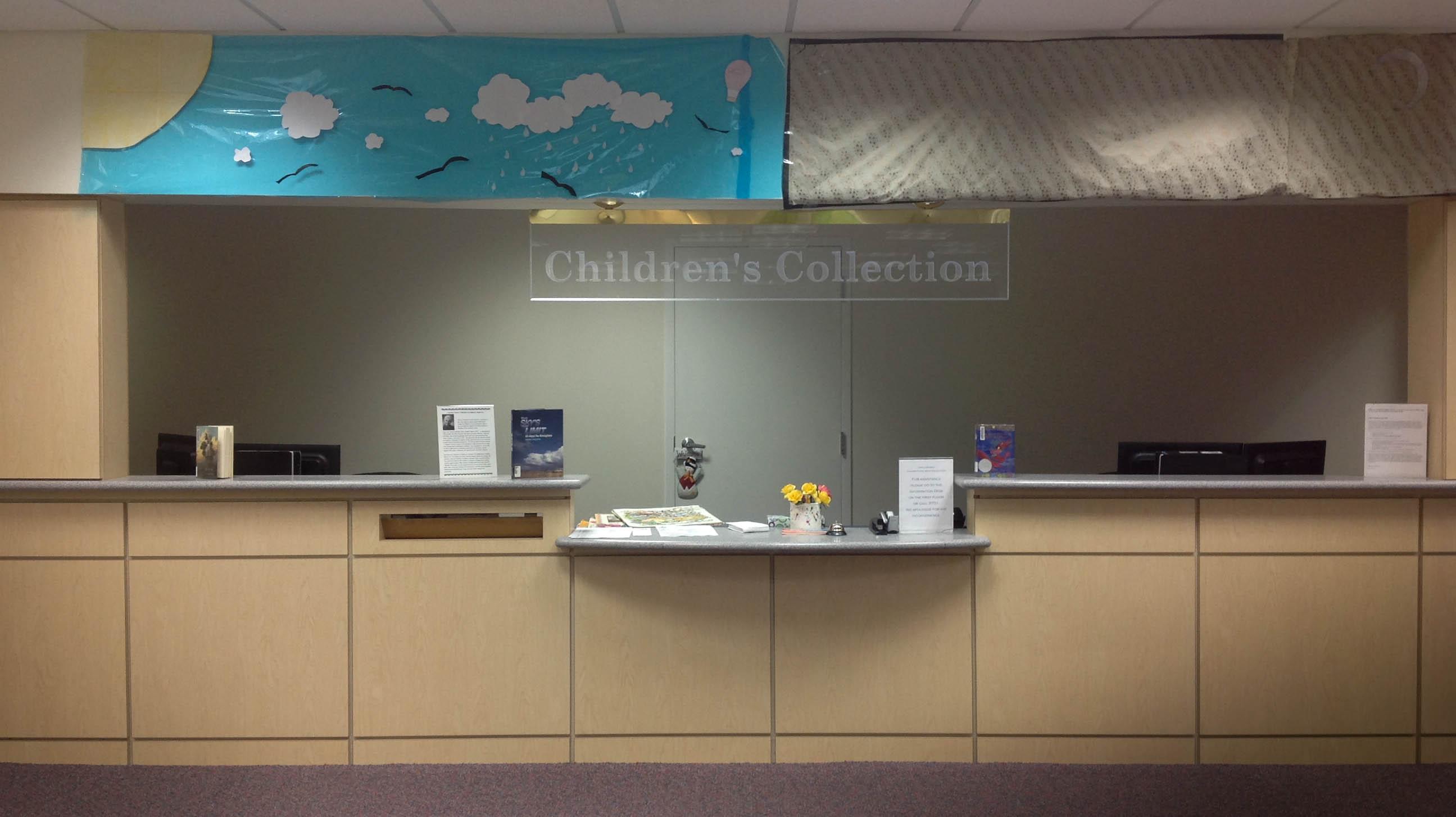 Children's Collection Service Desk
