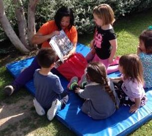 helping kids