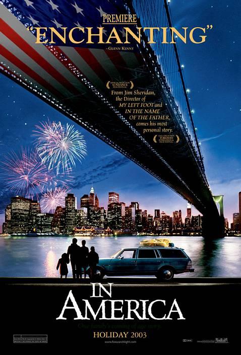 In America movie poster
