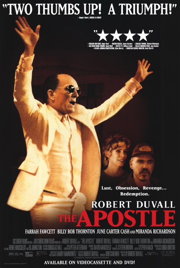 The Apostle movie poster