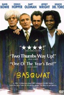 Basquiat DVD cover