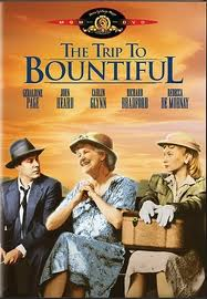 The Trip to Bountiful DVD cover