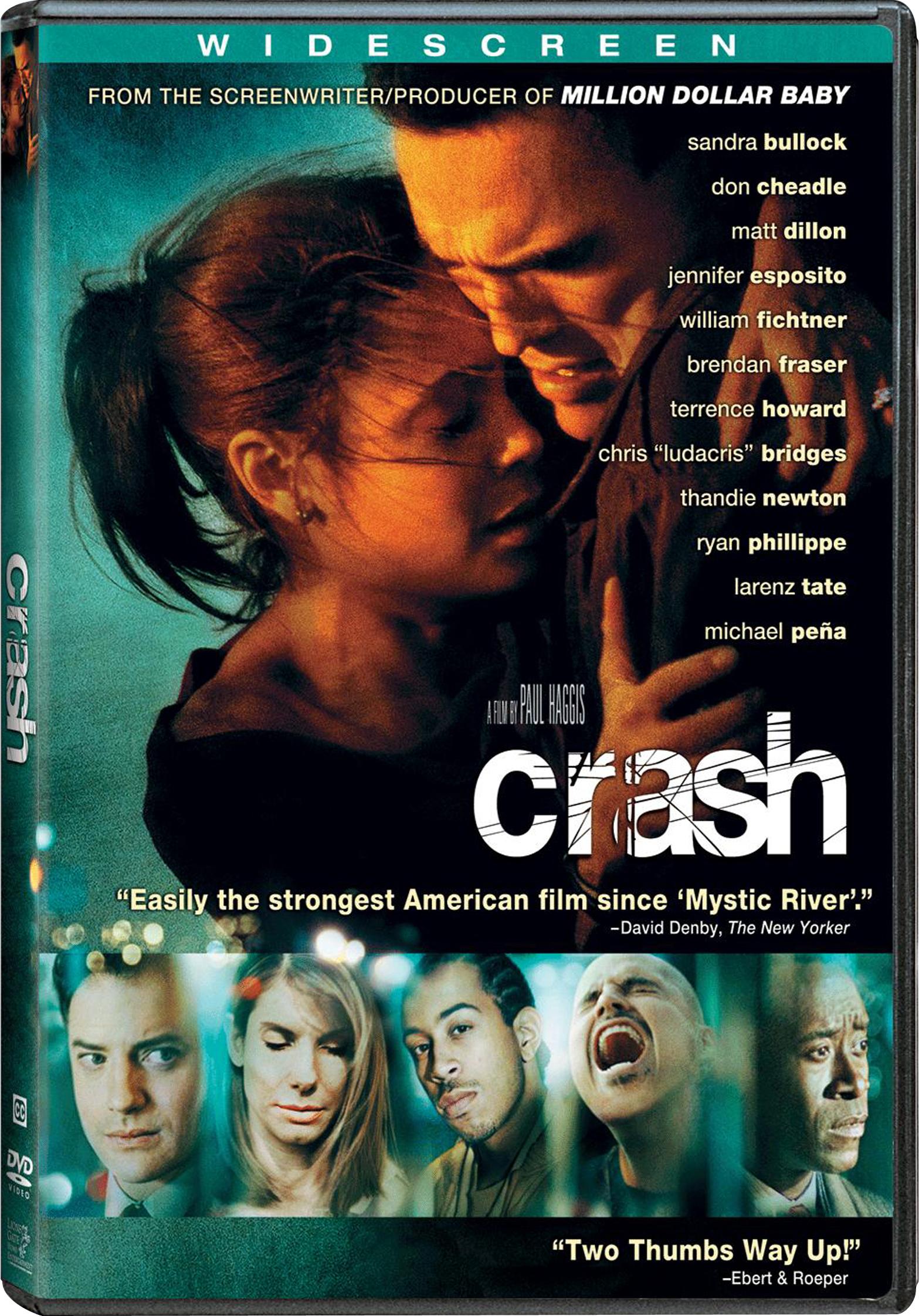 Crash DVD cover