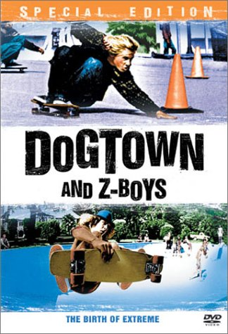 Dogtown and Z-Boys DVD cover