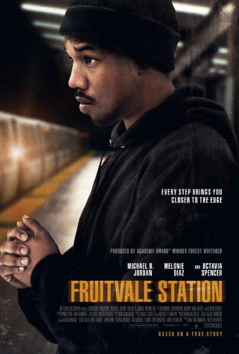 Fruitvale Station movie poster