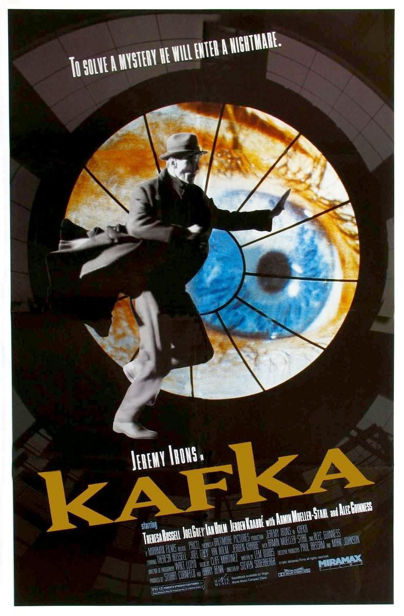Kafka movie poster