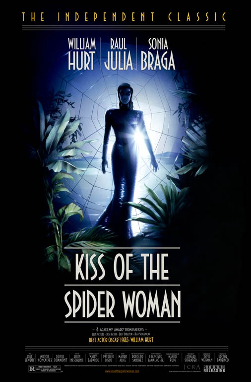 Kiss of the Spider Woman movie poster
