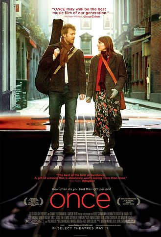 Once movie poster
