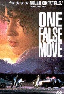 One False Move DVD cover