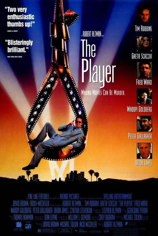 The Player movie poster
