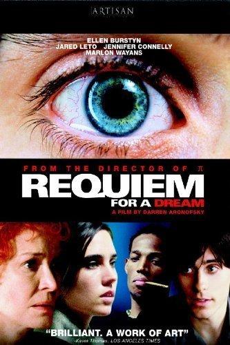 Requiem for a Dream DVD cover