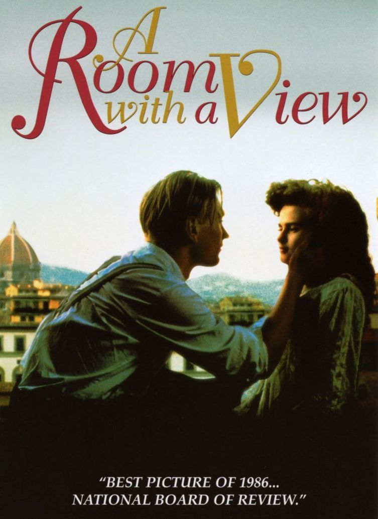 A Room with a View DVD cover
