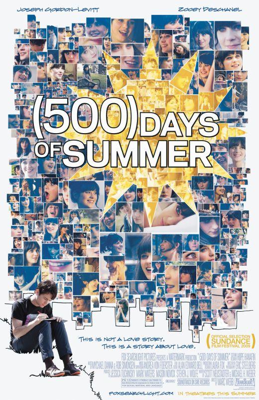 (500) Days of Summer movie poster