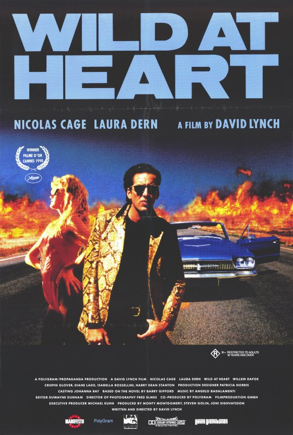 Wild at Heart movie poster