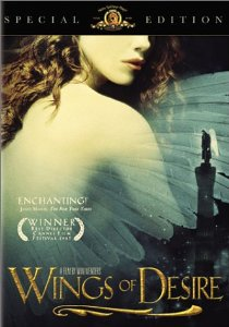 Wings of Desire DVD cover