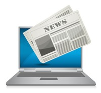 Read the news online