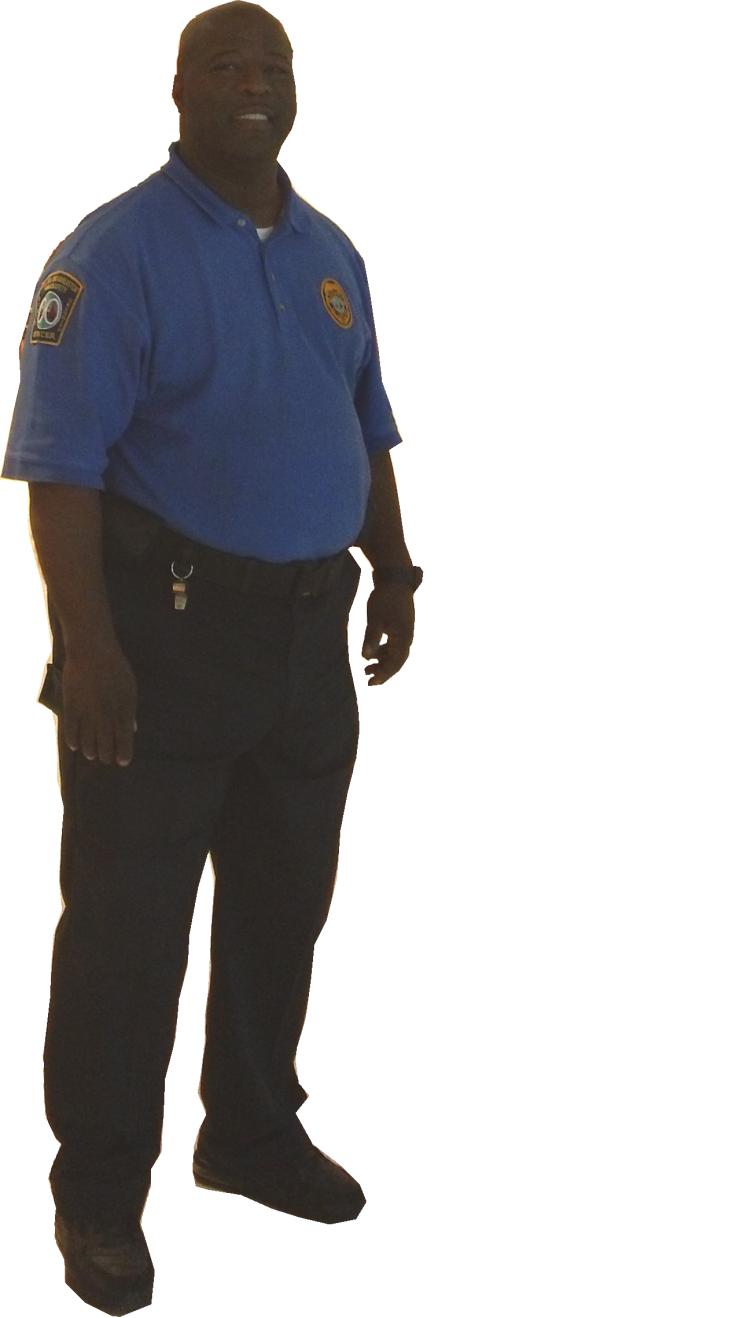 Officer Washington