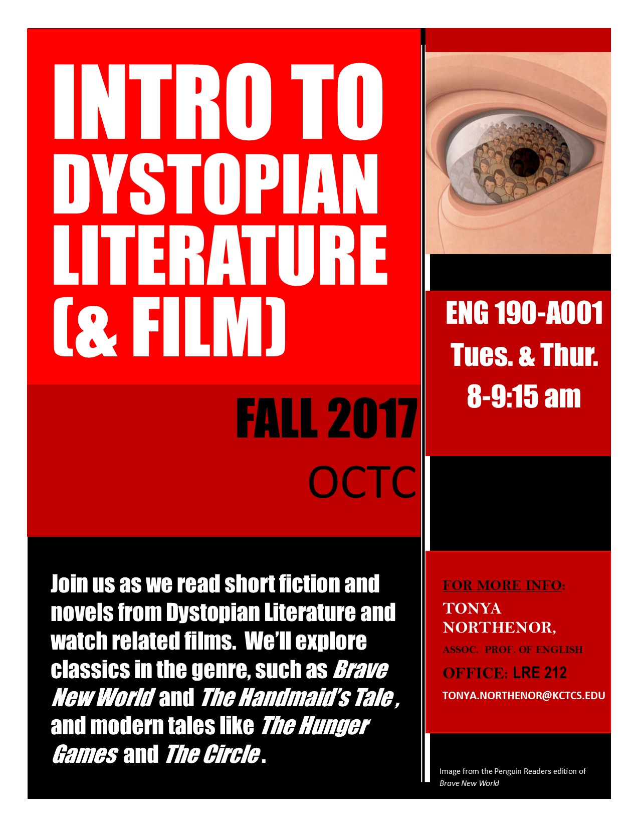 Intro to Dystopian Literature and Film