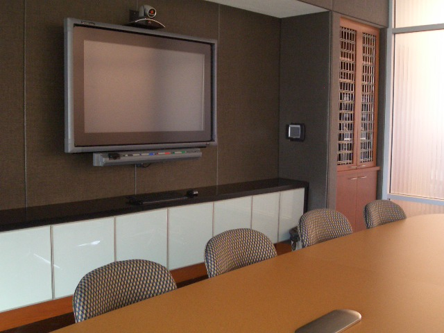 Distance Learning Conference Room