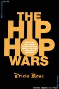 Image of the book cover of Hip Hop Wars