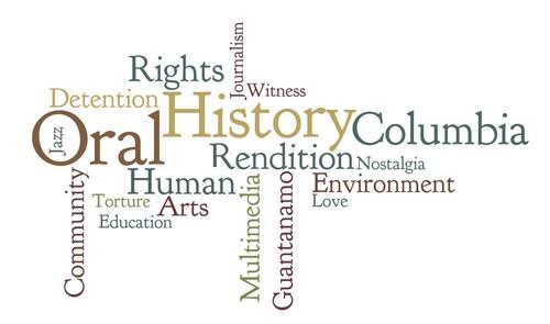 Columbia University oral history image