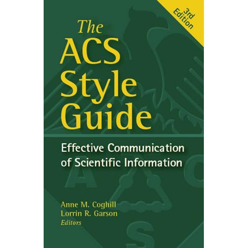 ACS Style Guide