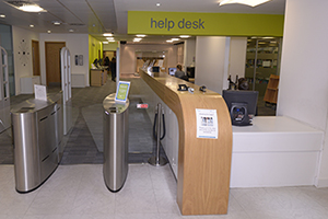 Library Helpdesk