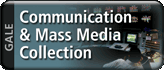 Search Gale Communication and mass media collection