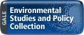 Search Gale Environmental Studies and Policy Collection