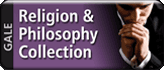 Search Gale Religion and Philosophy collection