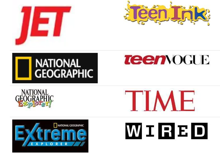 Magazines for High School Students