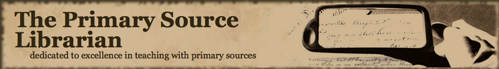 The Primary Source Librarian