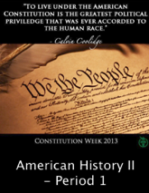 American History II on itunes