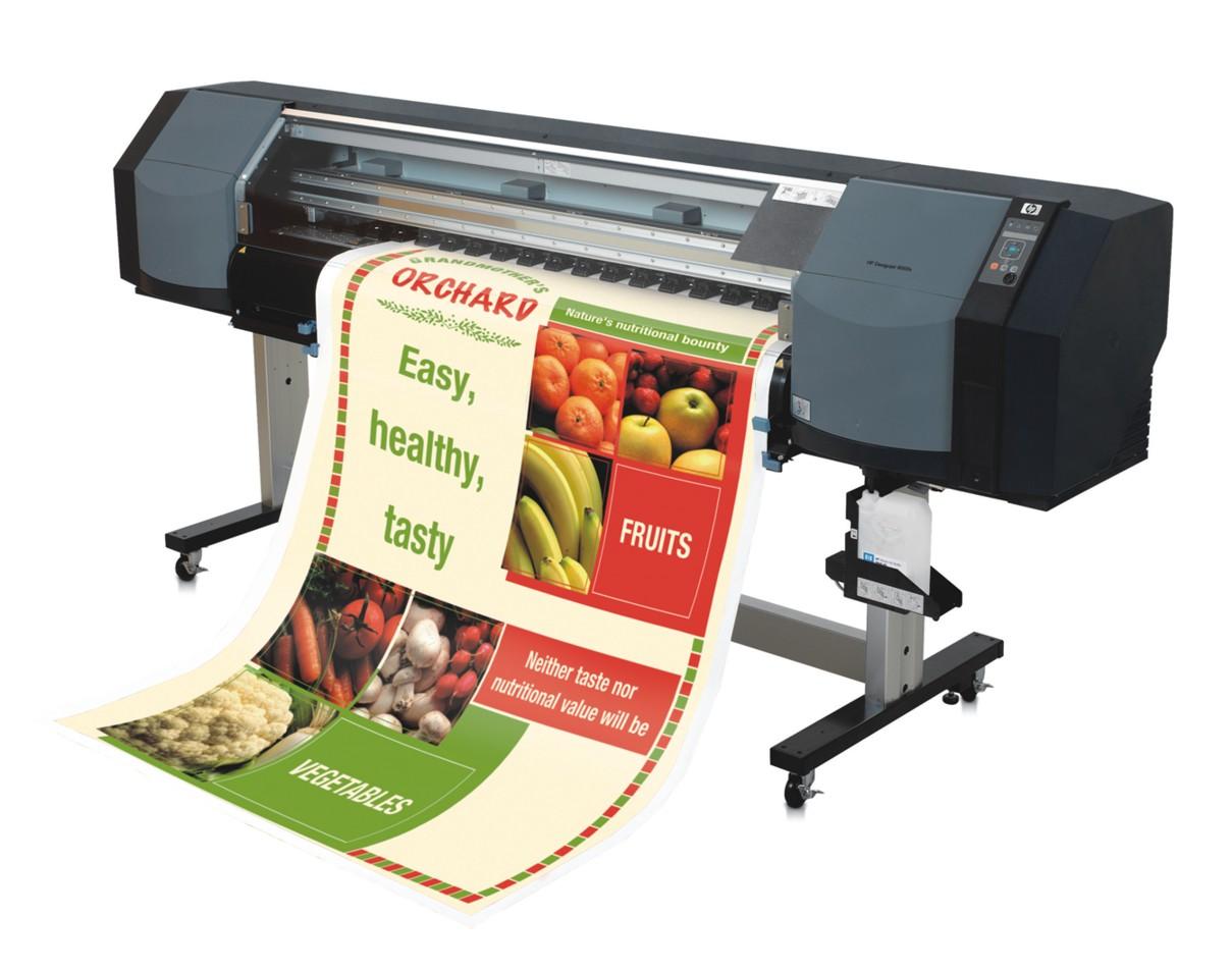 large format poster printer
