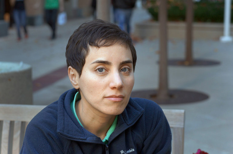 Picture of Maryam Mirzakhani