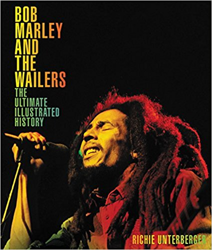 Picture of Bob Marley Book Cover
