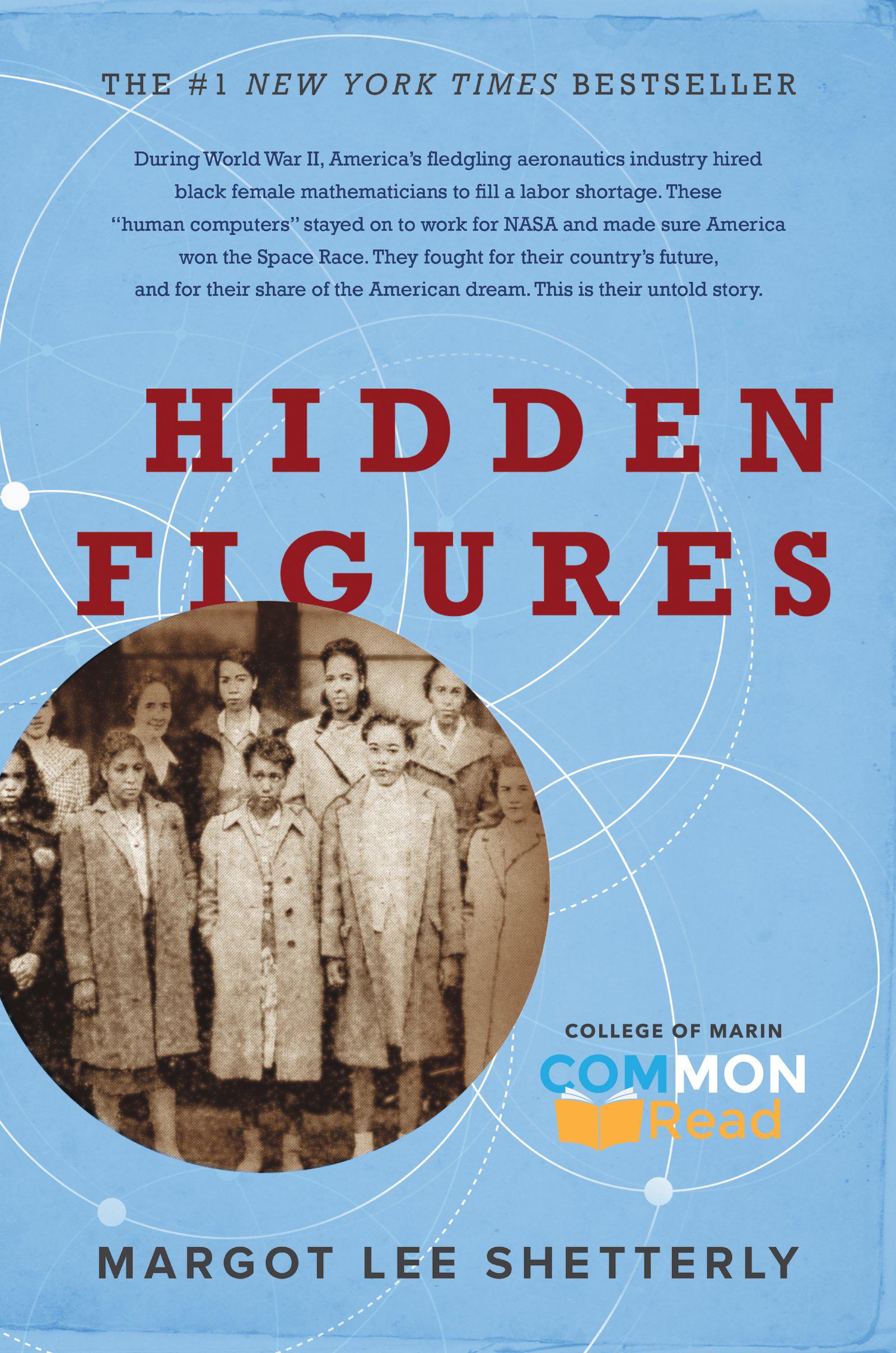 Image of Bookcover of Hidden Figures