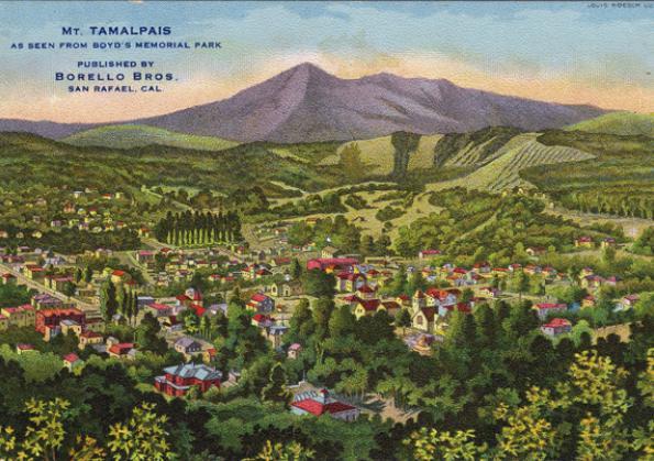 Marin circa 1900