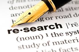 image representing the concept of research