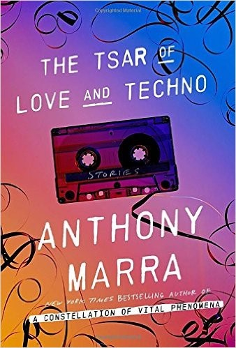 Cover of Tsar of Love and Techno