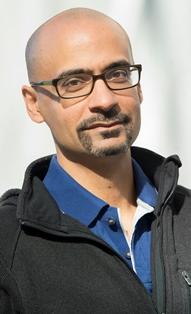 Junot Diaz headshot
