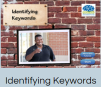 Tutorial: Identifying Keywords