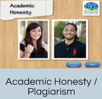 Tutorial: Academic Honesty and Plagiarism
