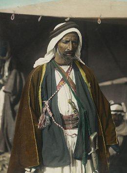 Auda Abu Tayi, Howeitat chief