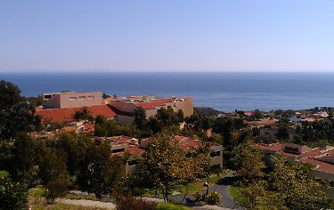 View of Pepperdine